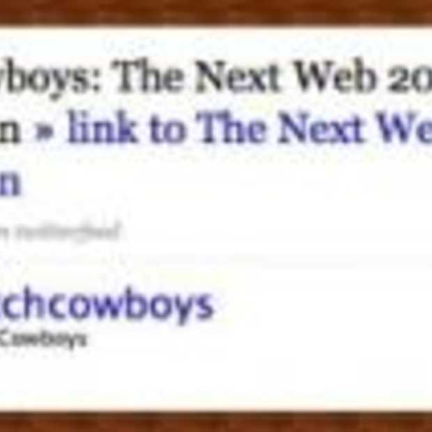 Volg Dutchcowboys via Twitter