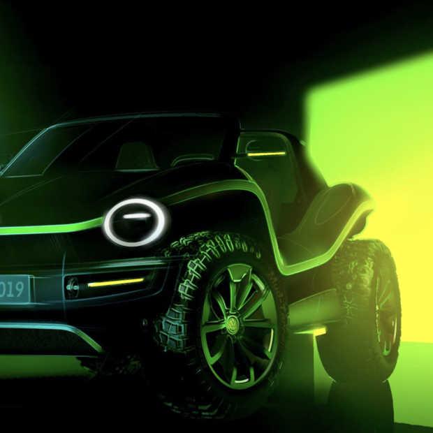 De Volkswagen Buggy is terug, volledig elektrisch