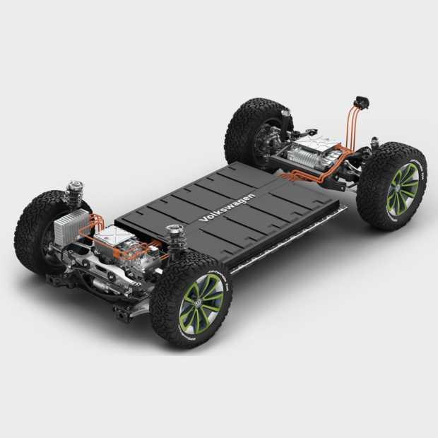 Volkswagen stelt elektrisch MEB-platform beschikbaar voor derden