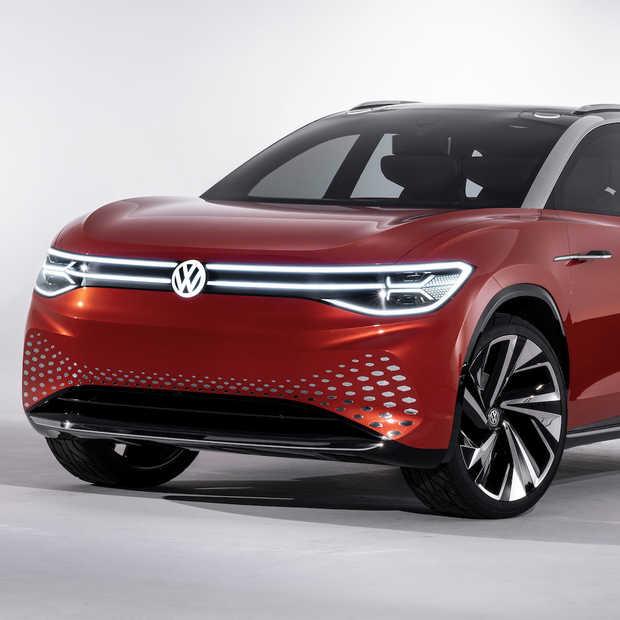 Wereldpremière Volkswagen ID. ROOMZZ