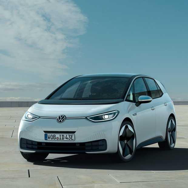 Wereldpremière voor de elektrische Volkswagen ID.3