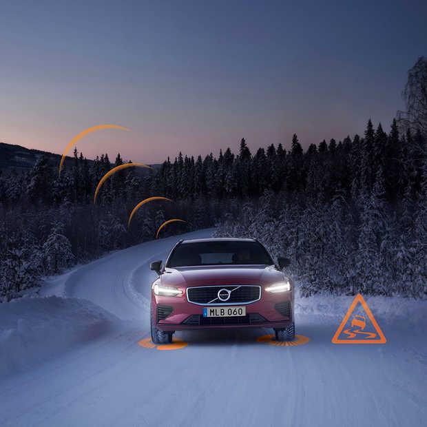 Volvo neemt actief deel aan een Europees initiatief om de verkeersveiligheid te vergroten