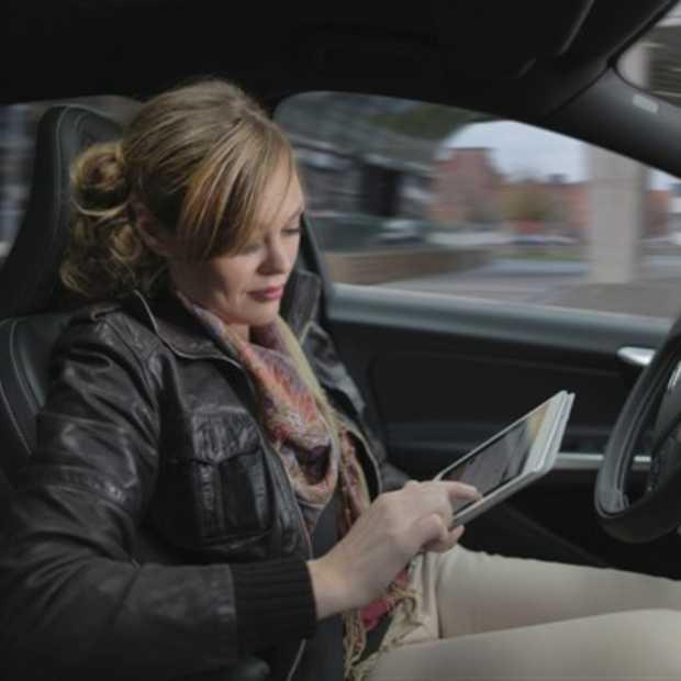 Volvo start proefproject met 100 zelfrijdende auto's