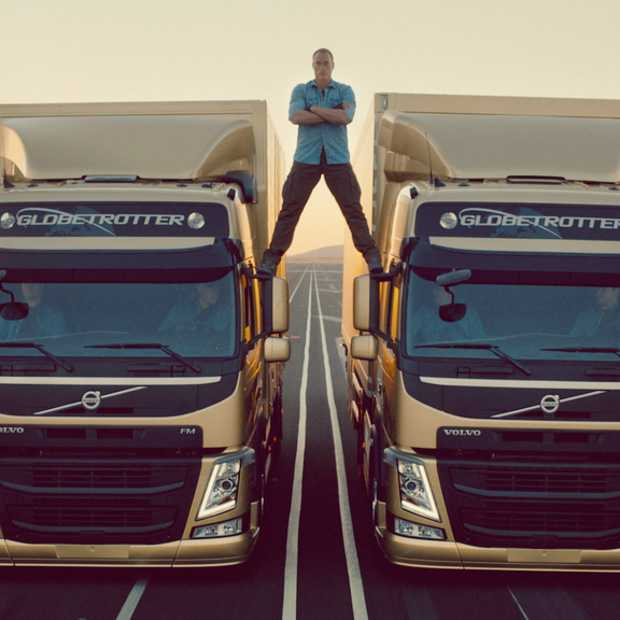 Volvo Trucks ft. Jean-Claude Van Damme - 'The Epic Split'