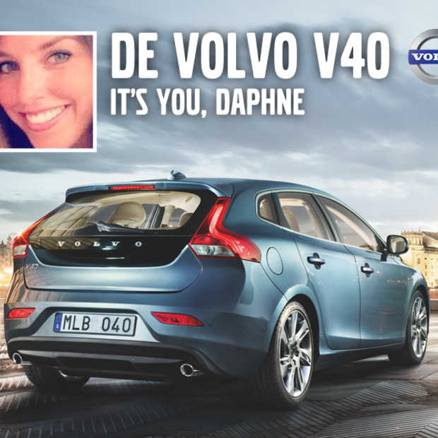 Volvo zet fans 'live' op digitaal billboard langs A13
