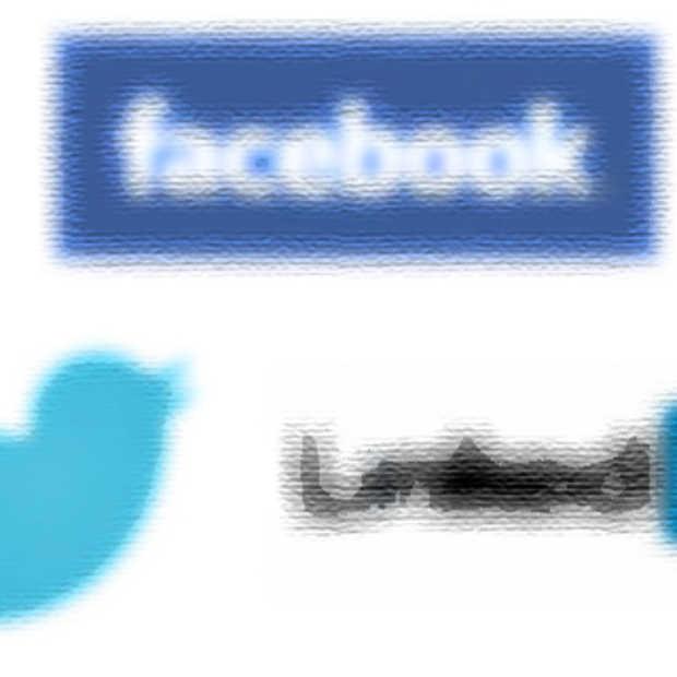 'Voor een snel antwoord neem je contact op via sociale media'