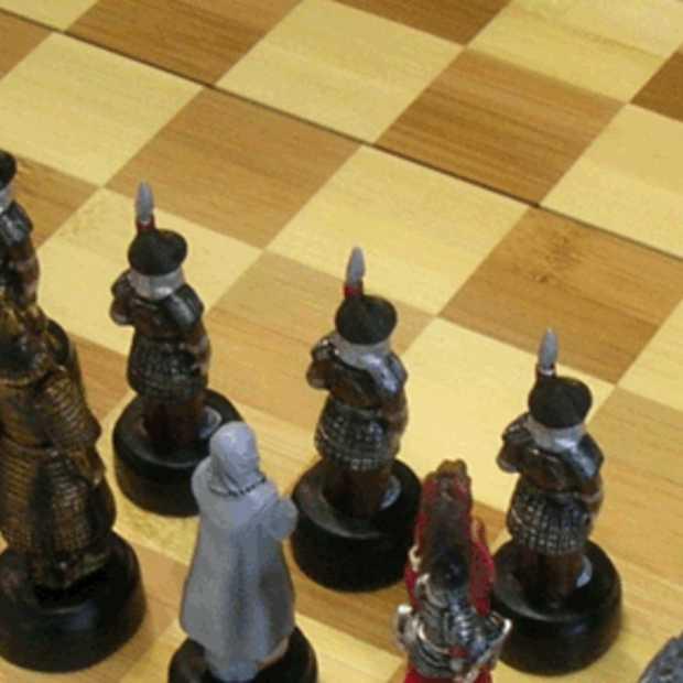 [voorbij] Retweet en win één van de 3 Shogun: Total War 2 Schaakborden via Gamecowboys