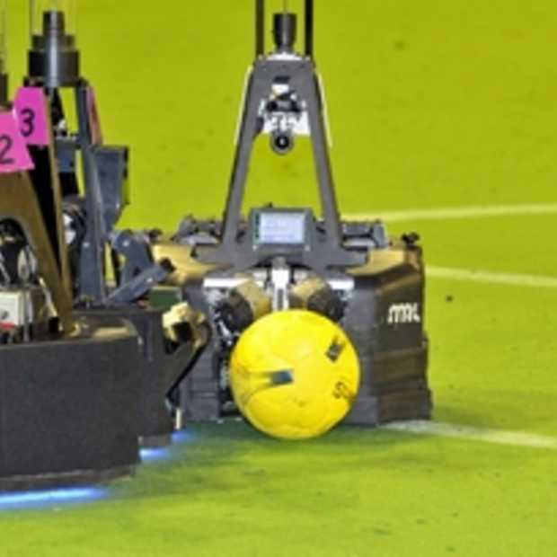 Voorproefje WK RoboCup 2013 in Museon