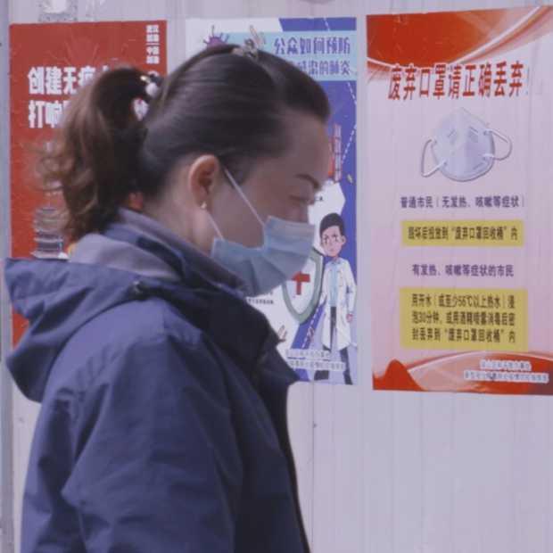 China Restart, de Chinezen komen weer naar buiten