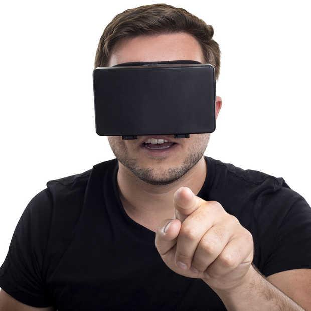 Online populariteit van Virtual Reality en Augmented Reality flink toegenomen