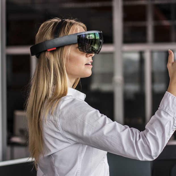 Virtual Reality op kantoor steeds dichterbij