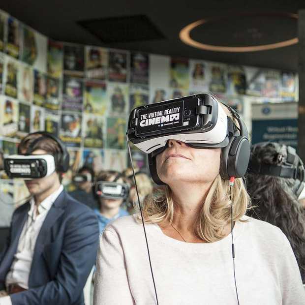 High Five, de eerste VR-familiefilm met sterrencast