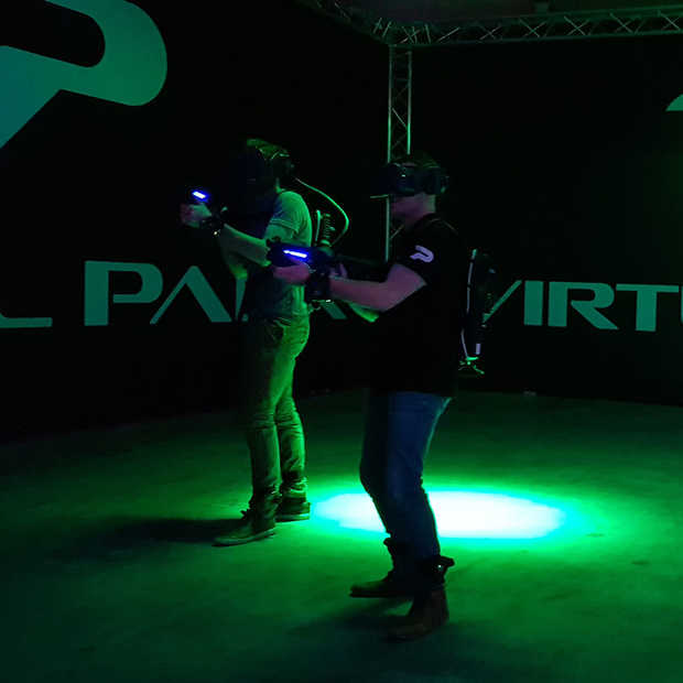 Virtual Park is het grootste Virtual Reality-park van Europa