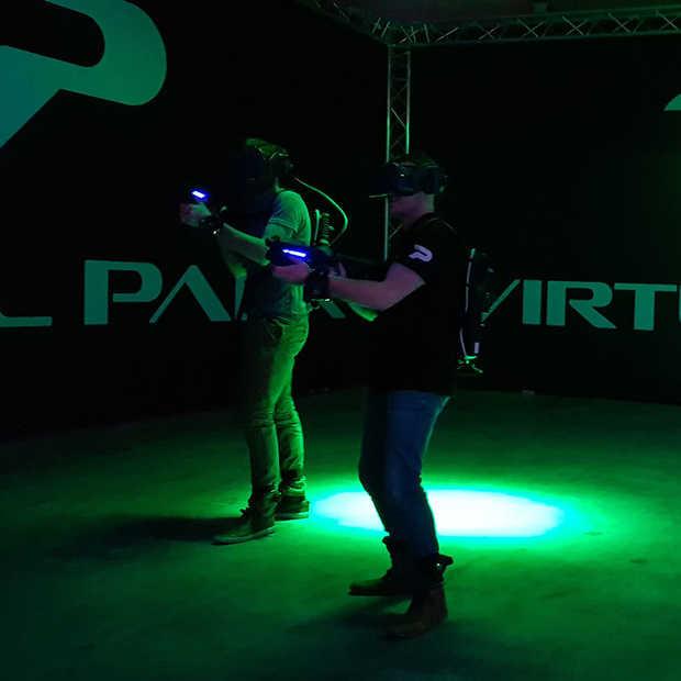 Virtual Park is het grootste Virtual Reality-park van Europa