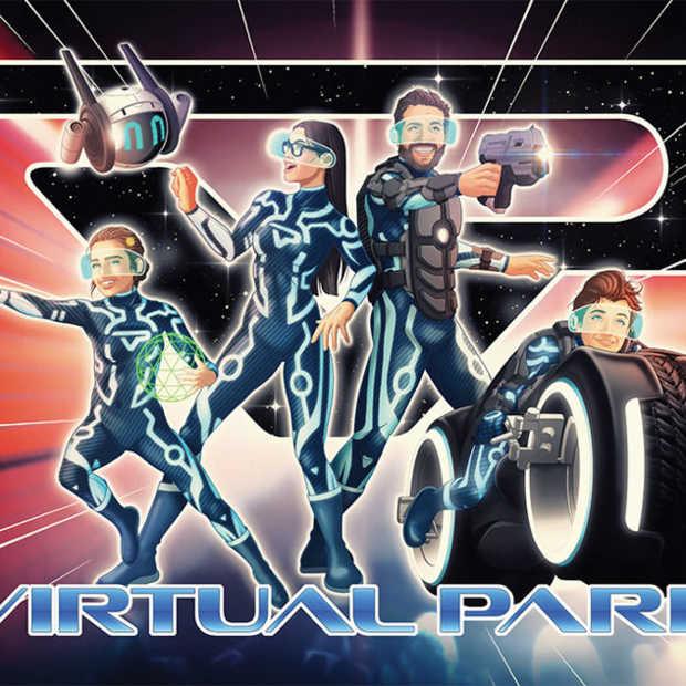Virtual Park: het eerste VR- en AR-park in Europa
