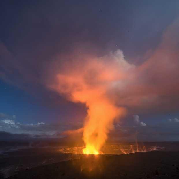Bijzondere beelden van de Kilauea vulkaanuitbarsting op Hawaii