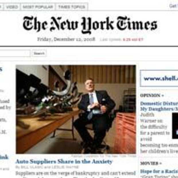 Waarom Google de New York Times niet kocht?