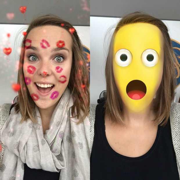 4 redenen waarom iedereen Snapchat zo leuk vindt