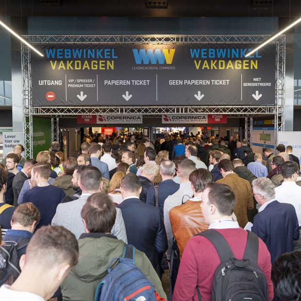 Webwinkel Vakdagen: recordaantal bezoekers op weer een succesvolle editie