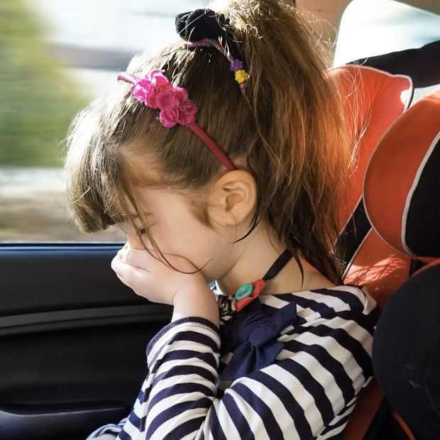 Kinderen vaak wagenziek? TNO-onderzoek heeft tips en informatie