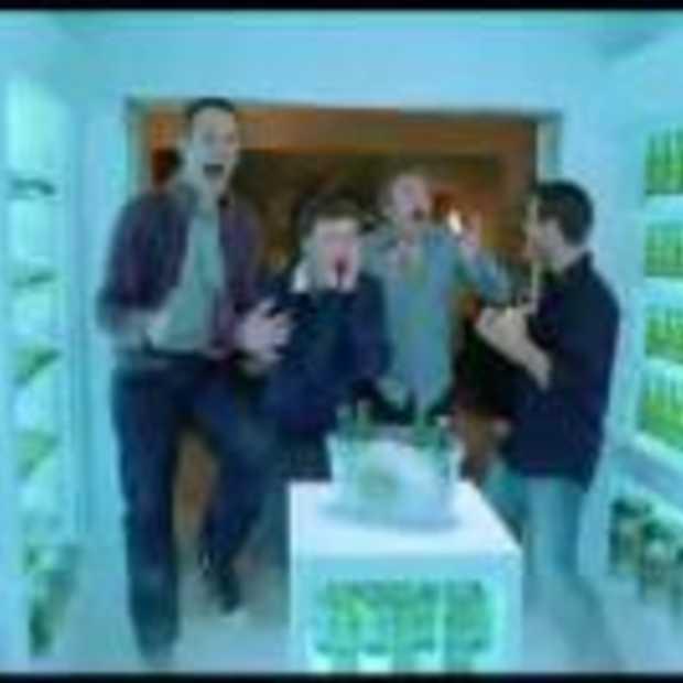 Walk-in fridge wint Gouden Loekie