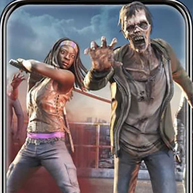 Nieuwe game van 'The walking dead'