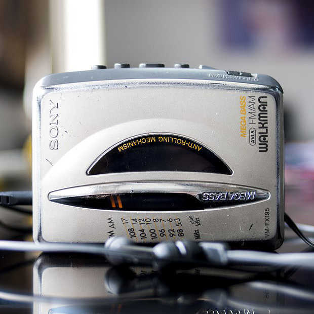 Happy birthday, de Walkman is 40 jaar oud