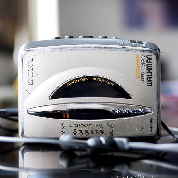 Happy birthday, de Walkman is 40 jaar oud
