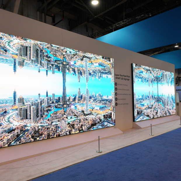 Samsung lanceert The Wall Professional voor zakelijk gebruik