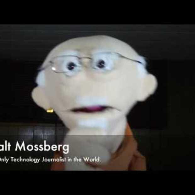 Walt Mossberg: Bill Gates is Going to Destroy Apple!