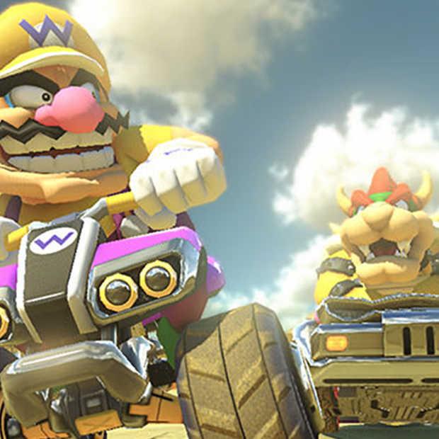 Welk karakter kun je het beste kiezen bij Mario Kart?