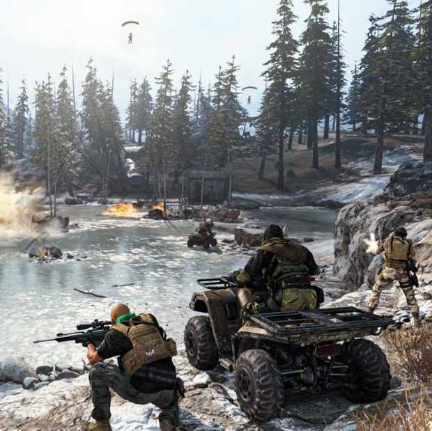 ​Call of Duty: Warzone is populair: al 15 miljoen spelers