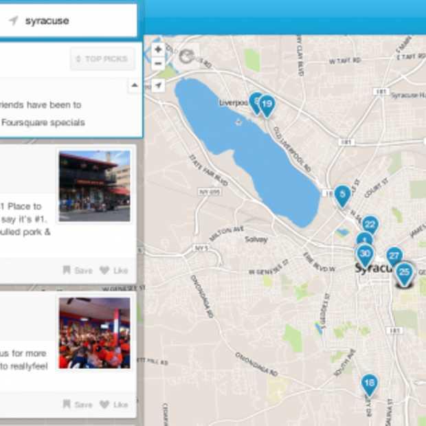 Wat marketeers moeten weten over het nieuwe Foursquare Search