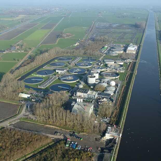 Google's datacenter in Eemshaven krijgt duurzame watervoorziening