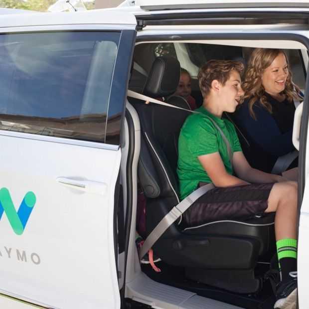 Waymo heel dichtbij lancering van hun zelfrijdende taxi-service