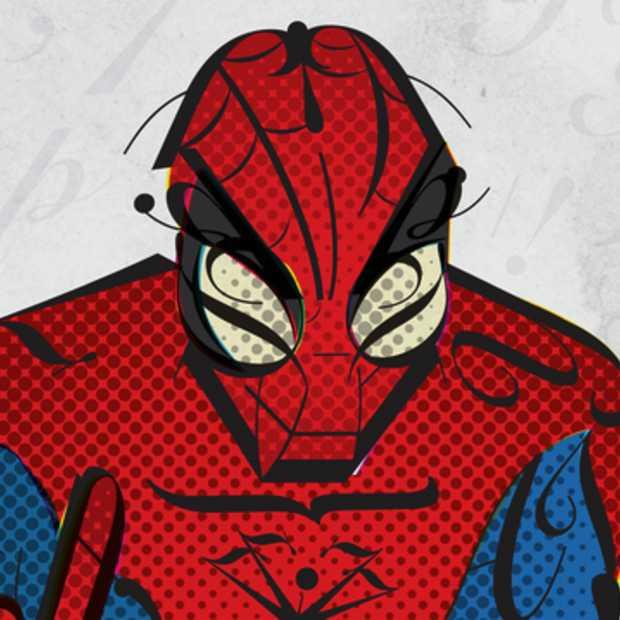 Welk font is jouw superheld?