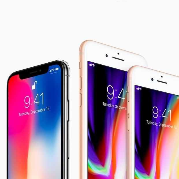 Wat betekent configureren als nieuwe iphone