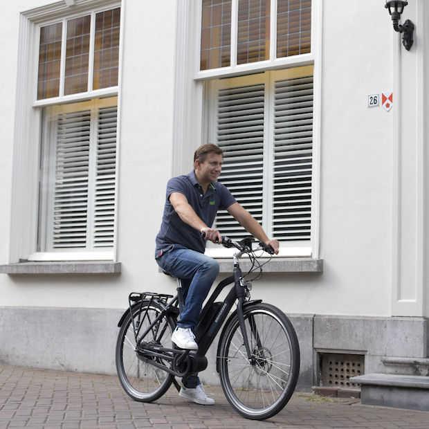 5 redenen om met de e-bike naar je werk te gaan