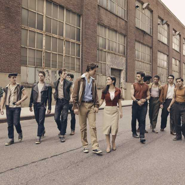 Eerste foto van Steven Spielberg's West Side Story