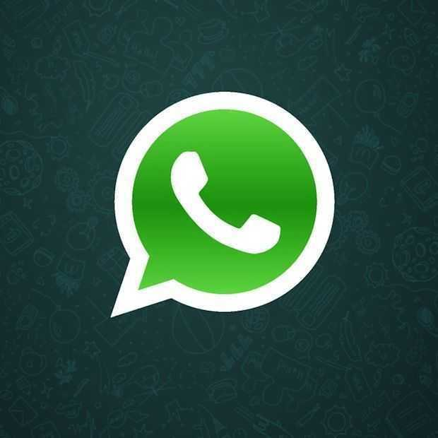 Berichten doorsturen via WhatsApp kan nog naar 5 personen of groepen
