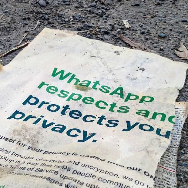 Europese consumentenorganisaties dienen klacht in tegen WhatsApp