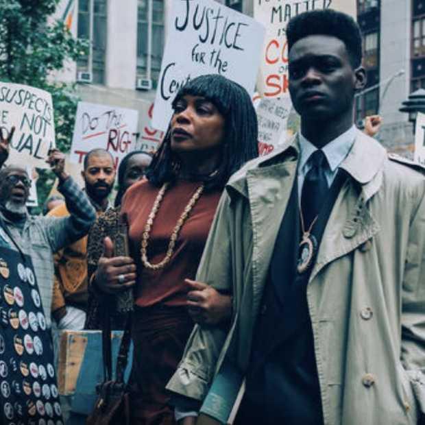 Nieuwe Netflix-serie 'When They See Us' is zo heftig dat acteurs mentale hulp kregen