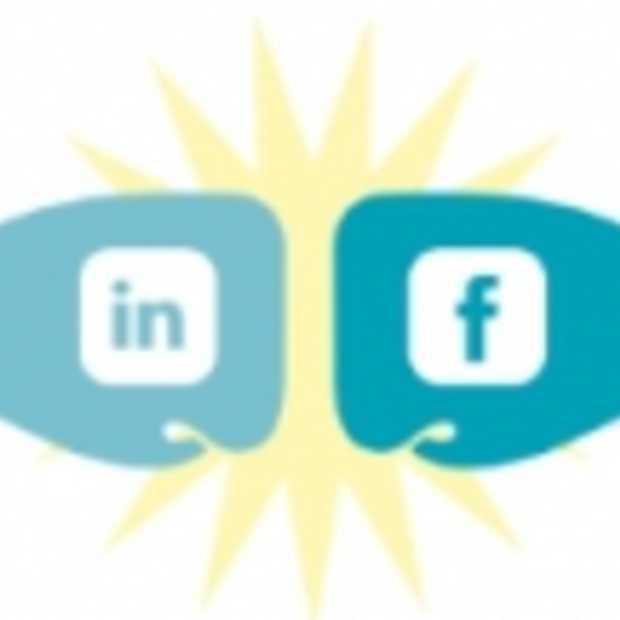 Wie is beter voor B2B Marketing? Facebook of LinkedIn [Infographic]