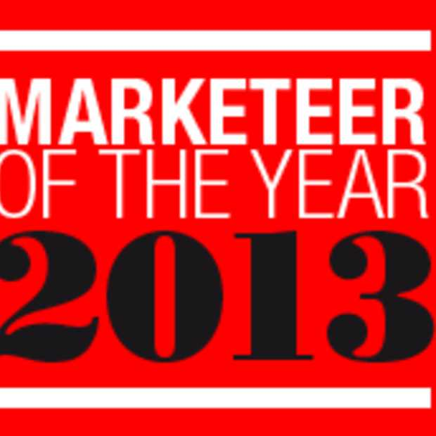 Wie wordt 'Marketeer of the Year 2013'?