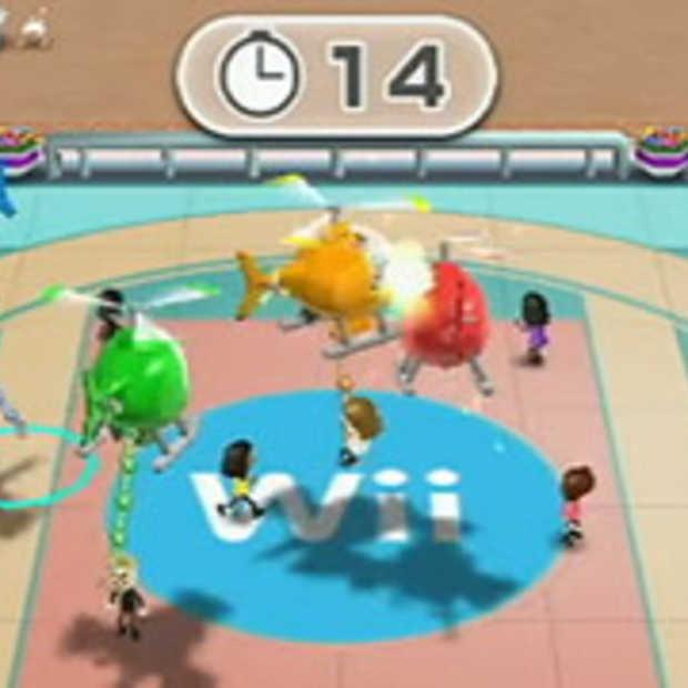 Wii Party wordt de nieuwe Wii Sports