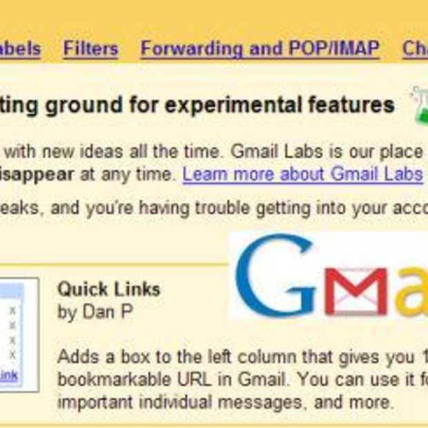 Wij zijn Gmail proefkonijnen
