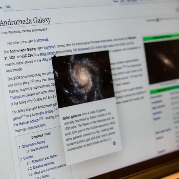 Sneller info zoeken op Wikipedia wordt makkelijker met previews