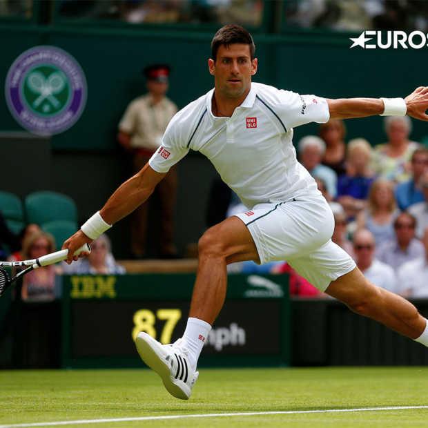Eurosport heeft uitzendrechten Wimbledon binnen
