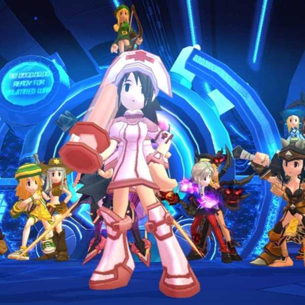 WIN: Gratis codes voor Lost Saga om elkaar online neer te kunnen knuppelen