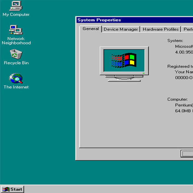 Video: Dit is Windows 95 als mobile OS